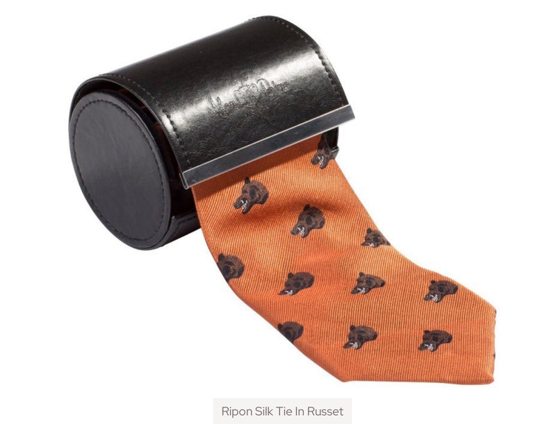 Alan Paine Silk Country Ties