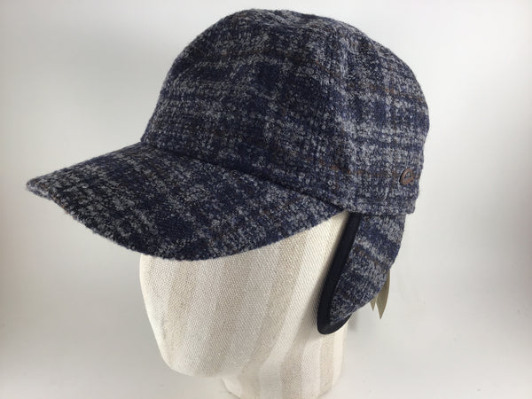 Monaco Baseball Cap Blue Grey Mix 12 by Göttmann