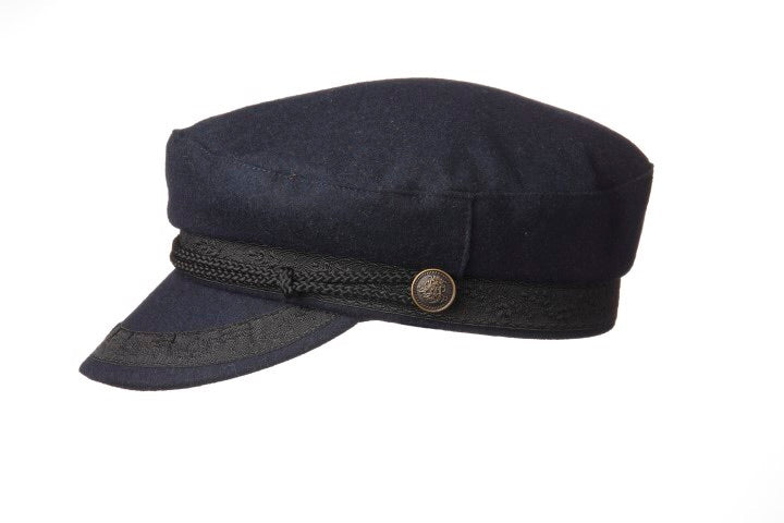 Greek Fisherman Hat by Crown Cap