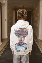 ZOLTAR HOODIE - OFF WHITE
