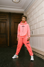 NIGHT ADDICT NEON PINK TRACKSUIT
