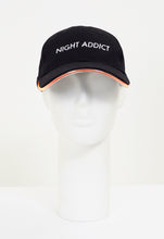 NIGHT ADDICT RED LED HAT