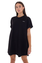 OVERSIZED 'QUEEN' T-SHIRT DRESS