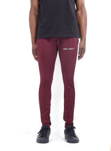 TECHNICAL TRACK PANTS - BURGUNDY