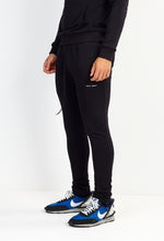 NIGHT ADDICT BLACK CORE JOGGER SIDE