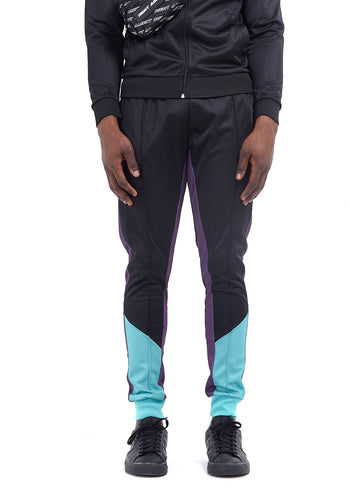 TECHNICAL TRACK PANTS - RETRO
