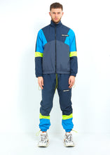 NIGHT ADDICT RETRO COLOUR BLOCK TRACKSUIT