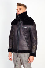 AVIATOR JACKET – BLACK