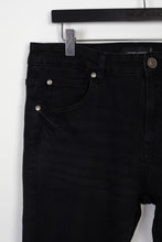 CHARCOAL LOOSE FIT JEANS