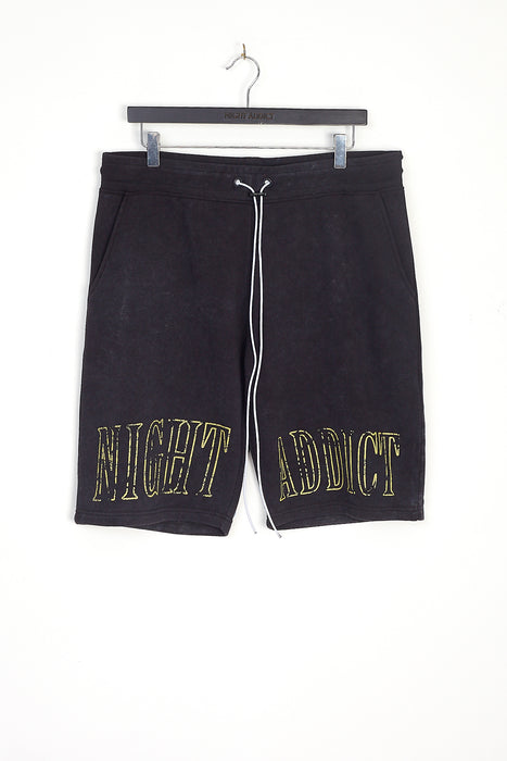 VINTAGE WASH LOGO SHORTS