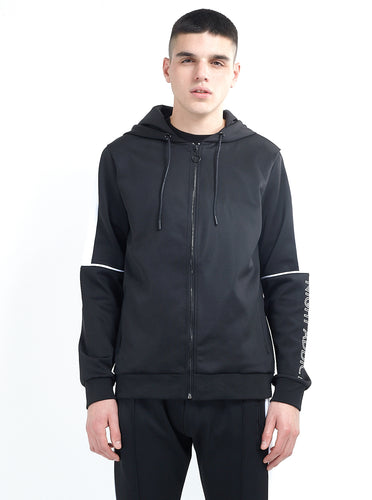 TECHNICAL TRACK TOP - BLACK