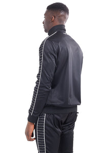 NIGHT ADDICT TECHNICAL TRACK TOP - STITCH PANEL