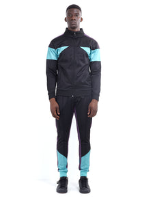 TECHNICAL TRACK TOP - RETRO