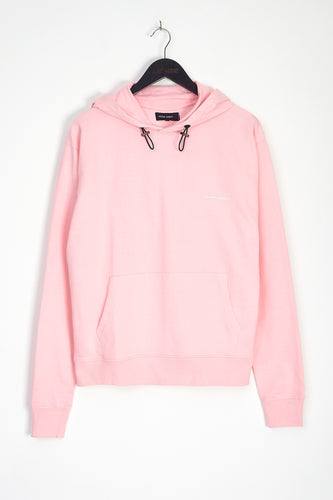 NIGHT ADDICT PINK CORE HOODIE FRONT