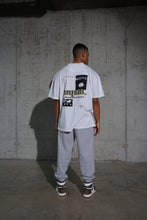 ANONYMOUS BACK PRINT TEE - WHITE