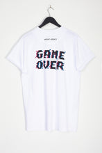 'GAME OVER' TEE – WHITE