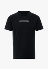 NIGHT ADDICT 'NO ROLE MODELS' TEE - BLACK