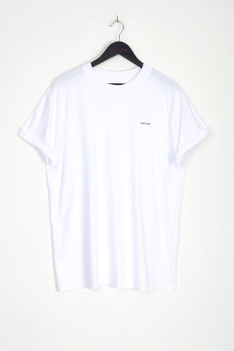 NIGHT ADDICT WHITE LIMITED OVERSIZED T-SHIRT FRONT