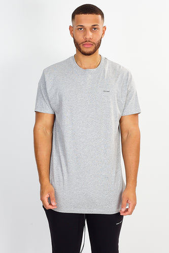 LIMITED OVERSIZED TEE - GREY