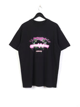 SPEAK TO FEW T-SHIRT - BLACK