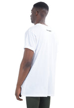 SLOGAN T-SHIRT - WHITE