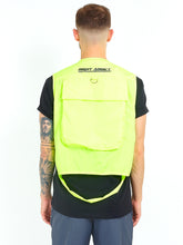 NIGHT ADDICT UTILITY VEST - NEON YELLOW