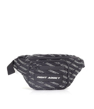 ALL OVER LOGO PRINT BUM BAG