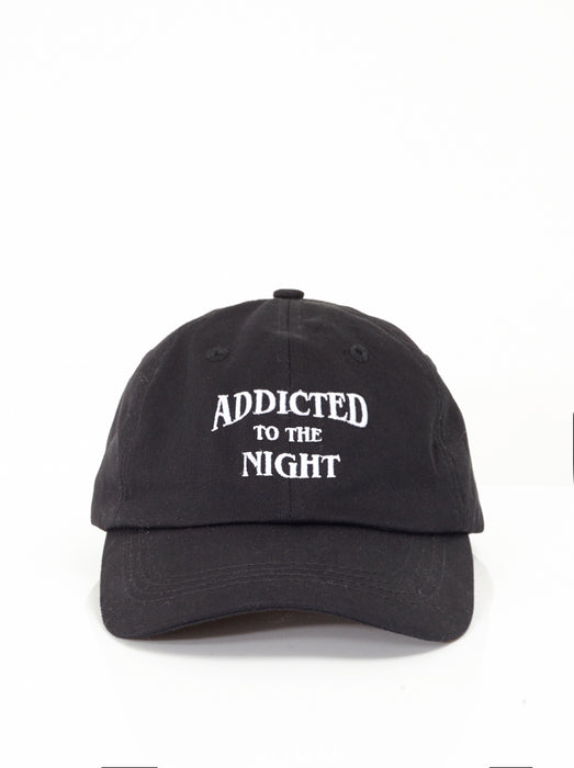 ADDICTED TO THE NIGHT HAT