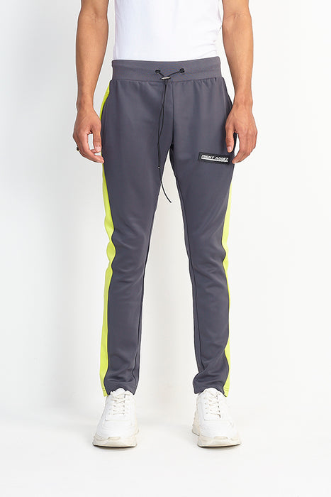 NEON PANEL TRACKSUIT BOTTOMS