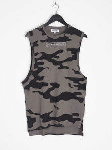 NIGHT ADDICT CAMO PRINT VEST