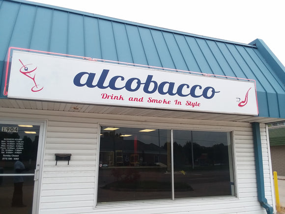 Alcobacco's New Store In Jefferson City, Missouri