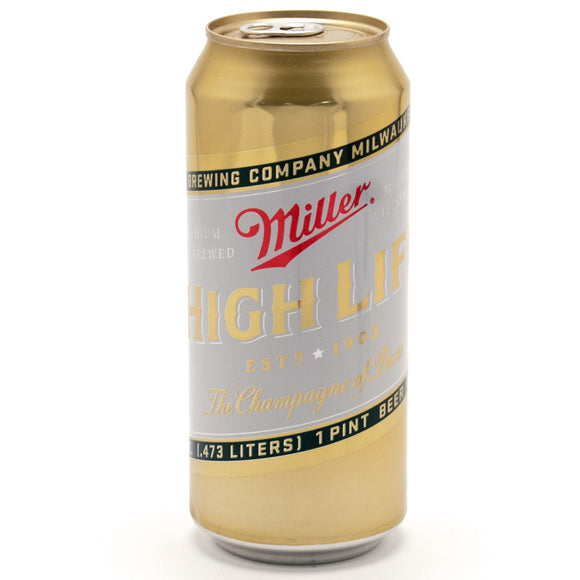 Miller High Life Cans - alcobacco-store