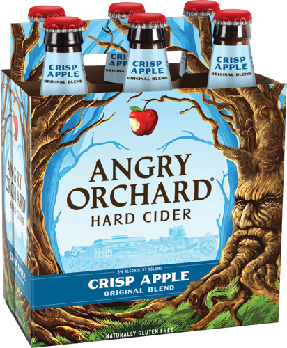 Angry Orchard Hard Cider Beer - alcobacco-store