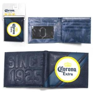 Corona Extra Faux Leather Wallet