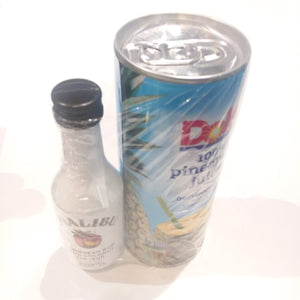 Dole Juice & Malibu Shot Gift Set
