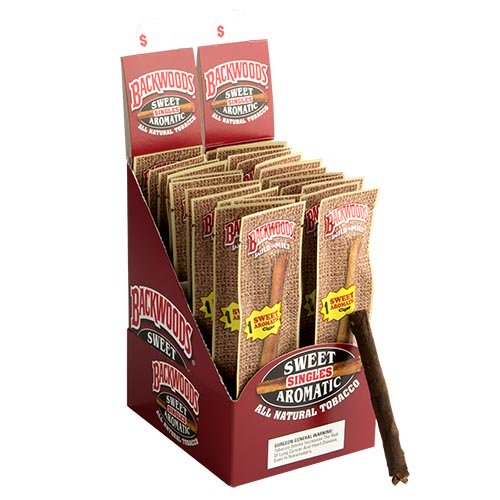 Backwoods Sweet Aromatic - alcobacco-store