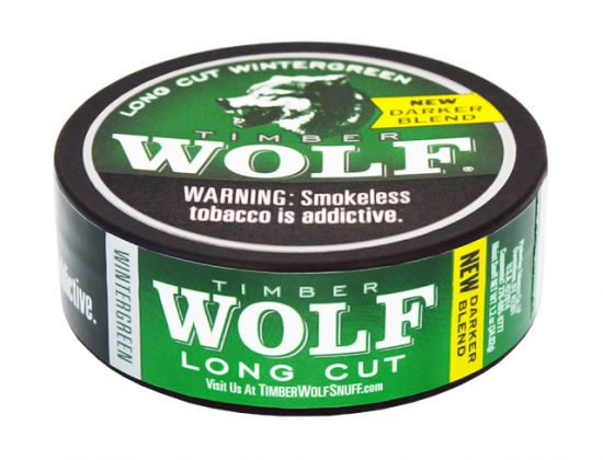 Timber Wolf Smokeless Tobacco - alcobacco-store