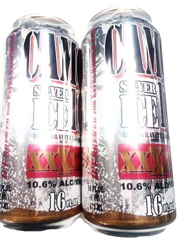 Camo Silver Ice Beer - alcobacco-store
