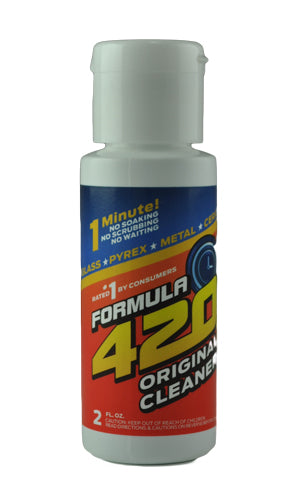 Formula 420 Glass Pipe Cleaner - 2 oz