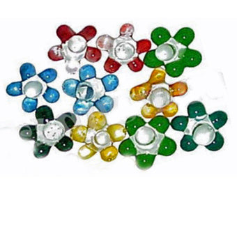 Glass Pipe Screen - Sold in group of 10 - alcobacco-store