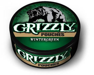 Grizzly Smokeless Tobacco - alcobacco-store