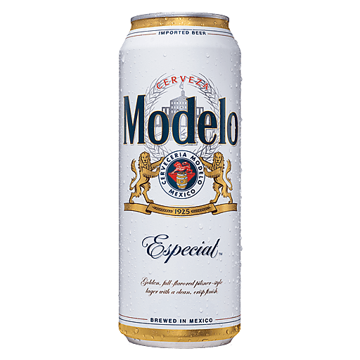 Modelo especial 24oz Can Beer