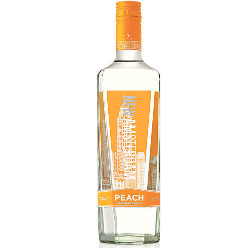 New Amsterdam Vodka Peach 70 - alcobacco-store