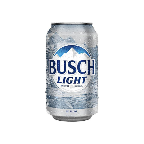 Busch Light Can