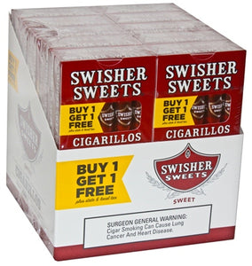 Swisher Twin Pack Cigarillos - alcobacco-store