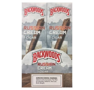 Backwood Russian Cream
