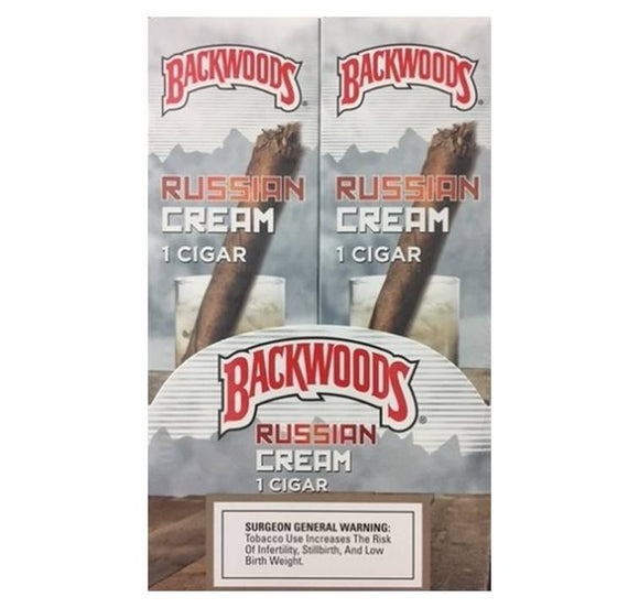 Backwood Russian Cream - alcobacco-store