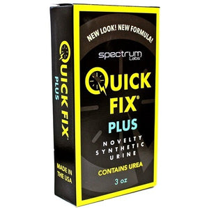 Quick Fix Plus Novelty Synthetic Urine - alcobacco-store