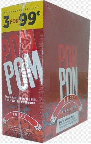Pom Pom Cigarillos - 3 for $0.99 - alcobacco-store