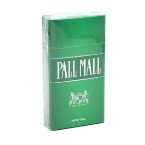 Pall Mall Menthol Green - alcobacco-store